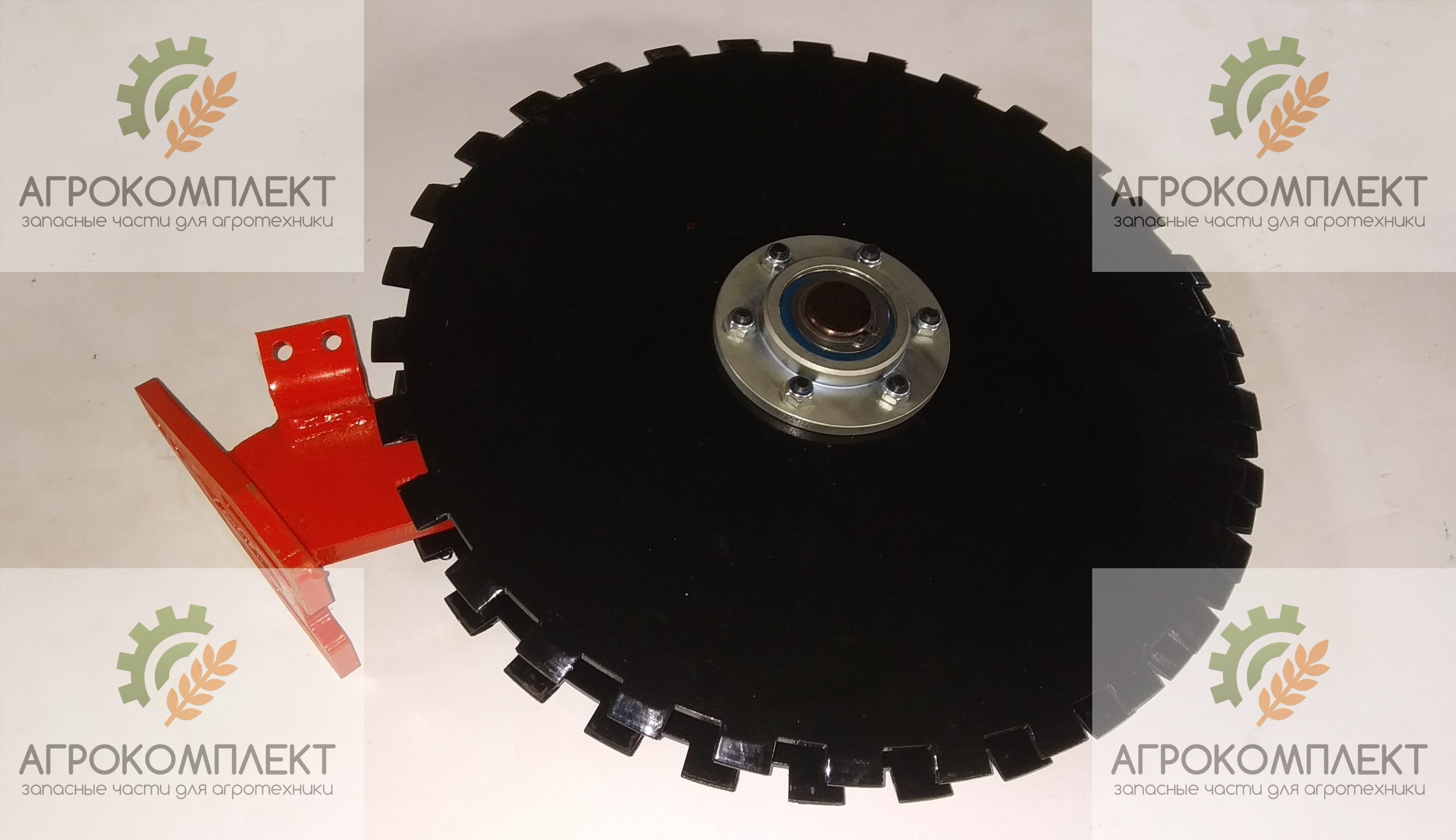 AC858071 Кронштейн с дисками в сборе